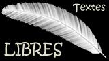 Accueil de TEXTES LIBRES